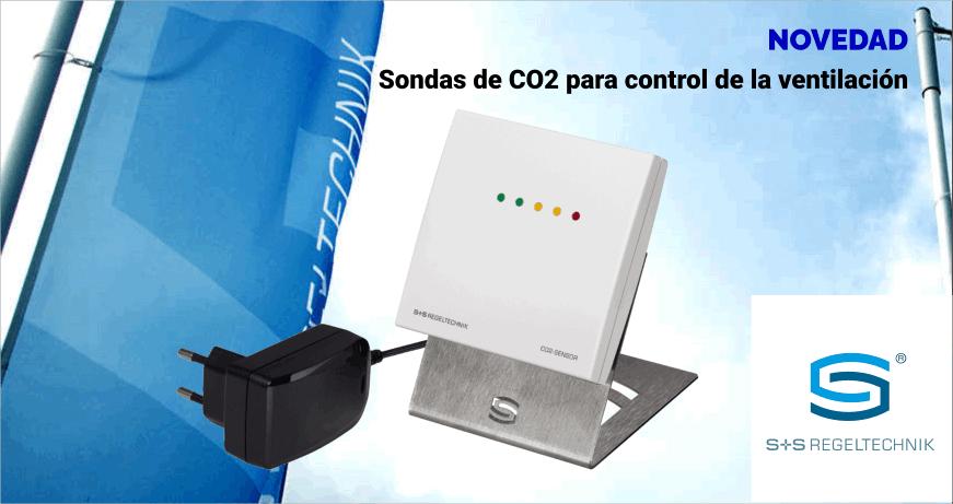Sensores CO2